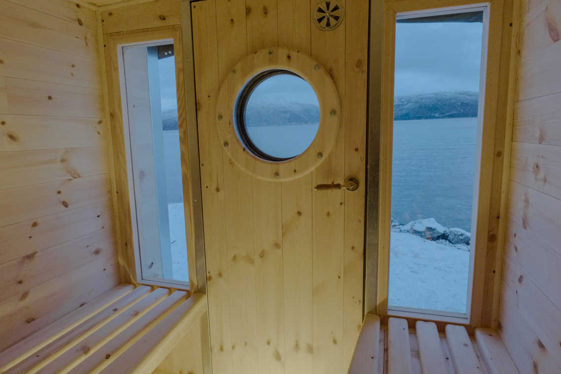Sauna rental Tromsø