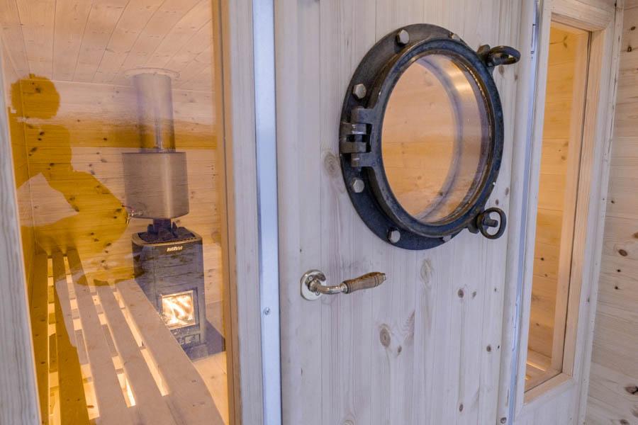 Sauna Tromsø